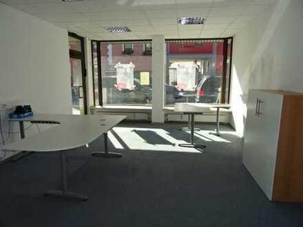 Kleines Ladengeschäft oder Büroraum in repräsentativer 1 A Stadtlage - direkt an der B 8