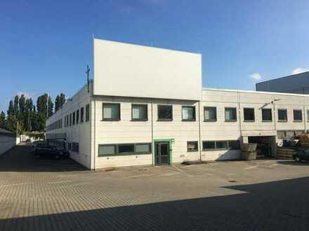 Provisionsfreie Produktions- und Lagerflächen mit Büro- und Sozialräumen im Berliner Bezirk Mitte