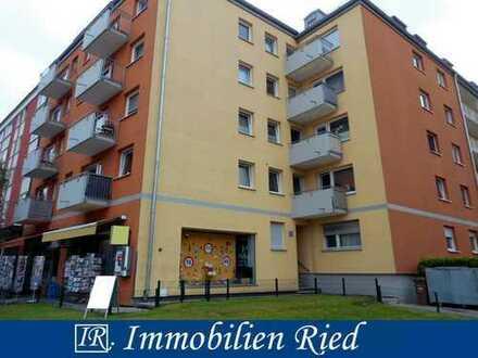 Solide vermietete, schöne und zentrale 2-Zimmer-Wohnung nahe der U-Bahn in München Sendling