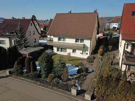 Aalen-Hüttfeld: Einfamilienhaus in begehrter Lage