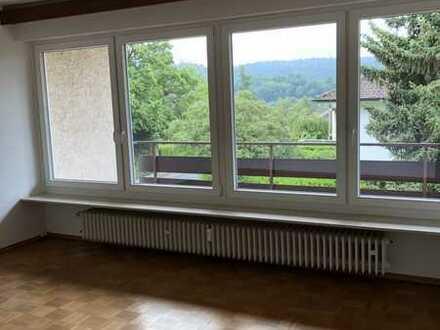 Erstbezug nach Sanierung mit Balkon: schöne 3,5-Zimmer-Wohnung in Pforzheim - Rodgebiet