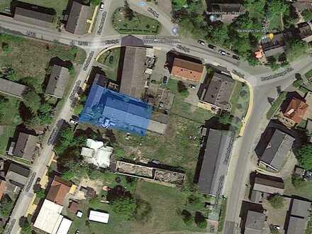 Bebautes Flurstück - ehemals Wohnhaus und Schweinestall - Strom, Wasser, DSL