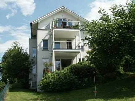 Traumwohnung mit großem Garten, Garage und ELW in Toplage von Asperg