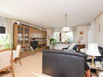 Gepflegte, top vermietete 3-Zimmer-Eigentumswohnung mit Loggia und Garage in Lehre...