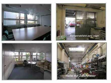 400m² - 1.338m² Büro-, Gewerbe-, Lager-, Hallenfläche. Zentrale Lage Zehlendorf.