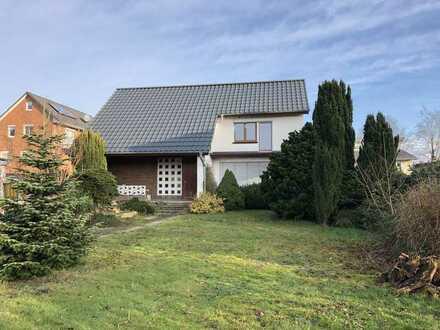 Modernisiertes Einfamilienhaus in Zentrumnähe, Tostedt