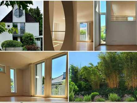 Exklusives Wohnen in Mauritz-Ost: Maisonette mit eigenem Garten als Haus im Haus
