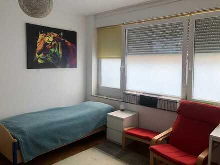 1-Zimmer-EG-Wohnung in Stuttgart-Wangen