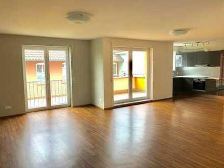 Hochwertige 2,5-Zimmer-Whg mit Balkon, EBK, TG in Kehl Zentrum