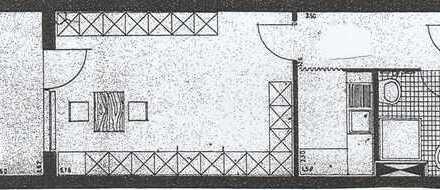 Kapitalanlage Haßloch vermietetes 1 Zimmerapartment mit Garage