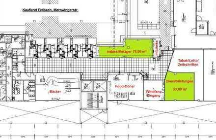 Attraktive Mietfläche mit 54 m² ab sofort zu vermieten