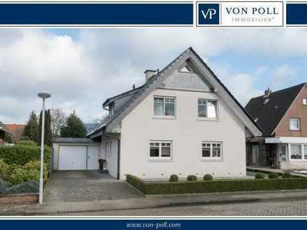Charmantes Einfamilienhaus mit Wohlfühlfaktor - in begehrter Lage von Nordhorn