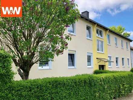 Vermietete 2-Zimmerwohnung mit Balkon und Garten in ruhiger Lage von Dortmund / Wickede