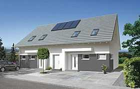 Haus mit 2 Wohneinheiten - Finanzierung leicht gemacht - Allkaufhaus