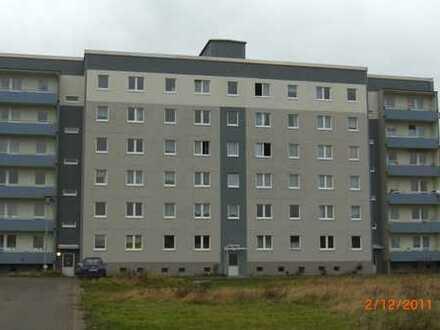 Frisch sanierte 1-Raum-Wohung mit bodengleicher Dusche, Balkon und Peronenaufzug!