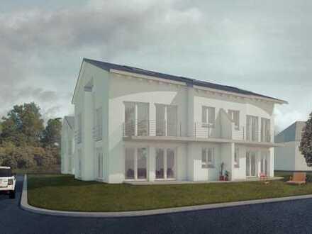 Hohe Wohnqaulität im Neubau mitten in Burgau