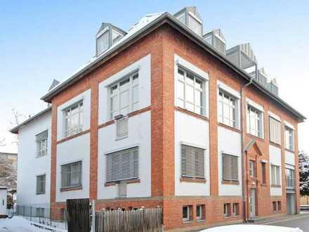 Exklusive 2,5-Zimmer-Hochparterre-Wohnung mit Balkon in Wiesloch-Baiertal