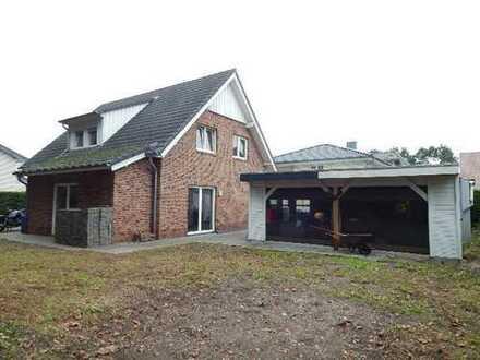 RESERVIERT!!! Junges, in Massivbauweise errichtetes, freistehendes Einfamilienhaus mit großer Garage