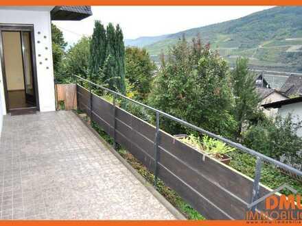Großzügige 100m² 3-Zimmerwohnung mit Weitblick und 2x Balkon. Trechtingshausen