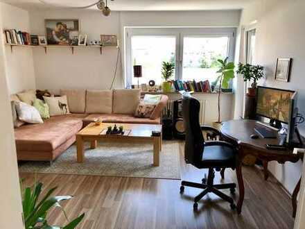 Gepflegte 3-Zimmer-Wohnung mit 2 Balkonen und EBK in Kaufbeuren