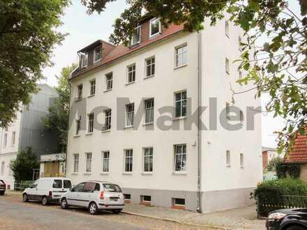 Zwischen Berlin und Frankfurt Oder: Bewohnte und gepflegte Eigentumswohnung in Fürstenwalde