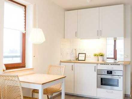 Schönes Single-Apartment mit Balkon *vollmöbliert*