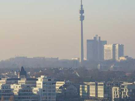 *Gewerbepark mit Seniorenheim* in Ruhrgebietsmetropole