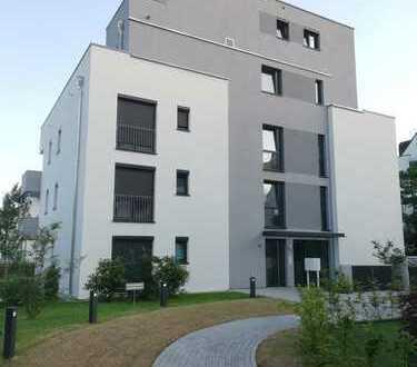 TOP—LAGE! NACHMIETER für wunderschöne 2-Zimmer-Neubau Whg mit Balkon und Einbauküche in Hanau City-