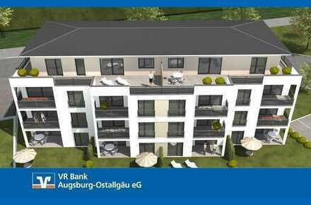 """1,5-Zimmer Erdgeschosswohnung (Haus 2) ***PROVISIONSFREI*** Neubau Wohnpark """"Alte Poststraße"""""""