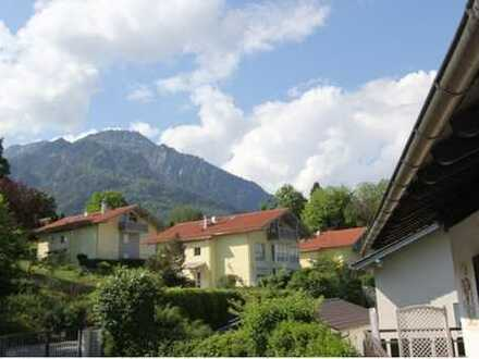 Erstbezug nach Sanierung: schöne 1-Zimmer-Wohnung mit Balkon in Bad Reichenhall