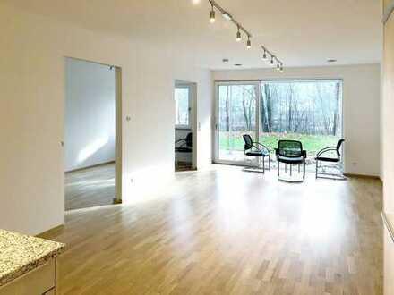 Barrierefreie 2-Zi.-Wohnung in Piflas, Erstbezug, Terrasse, Balkon - WOHNKONZEPT 50+