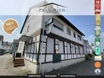CASHCOW: Wohn,-und Geschäftshaus in Karlsruhe-Neureut im Verkauf