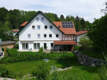 Charmantes Fachwerkhaus - Eigentumswohnungen bei Kempten zu verkaufen