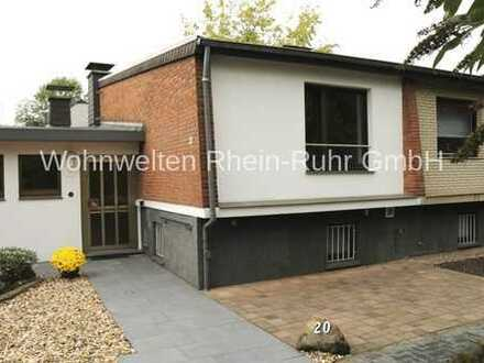 Hübsches Einfamilienhaus in Krefeld-Uerdingen in traumhaft ruhiger Lage!
