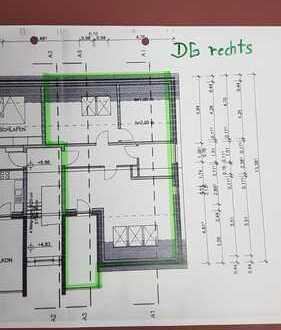 Preiswerte, gepflegte 2-Zimmer-DG-Wohnung mit Balkon in Beckum- Neubeckum
