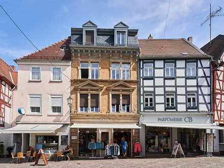 Büro oder Wohnung am historischen Marktplatz