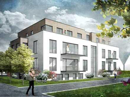 Barrierefrei, Helle Balkon Wohnung, Deckenhöhe 2,75m, KfW55