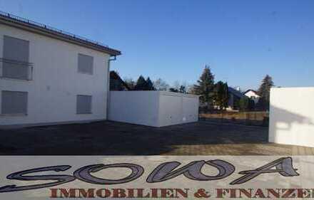 Neues Jahr - Neue Wohnung - Erdgeschosswohnung mit Terrasse in Neuburg an der Donau - Eine Immobi...