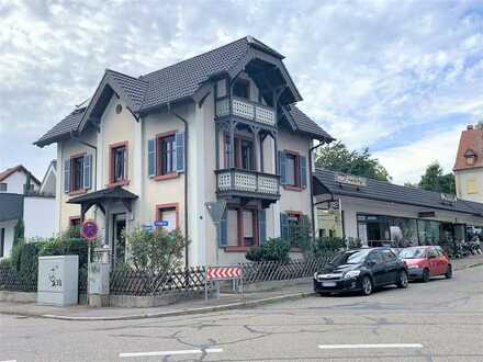 Tolle 4,5-Zimmer-Maisonette in charmanter Stadtvilla mitten in Müllheim!