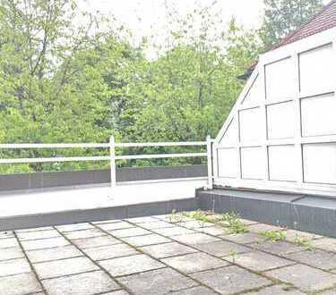 SEHR ATTRAKTIVE ELEGANT MÖBLIERTE 2-ZI-TERRASSEN-WHG,ca.65m²,1.OG,TOP-NORD-SCHWABING b. NORDFRIEDHOF
