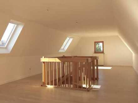 Großzügige Maisonette Wohnung in Leipheim