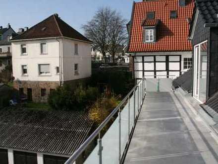 Großzügige Dachgeschoss-Wohnung