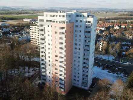Mit tollem Ausblick! Modern sanierte 3,5-Zimmer-Eigentumswohnung mit großzügigem Grundriss