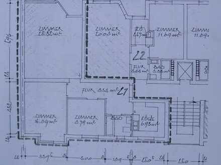 Helle 3-Zimmer-Wohnung m. EBK und Balkon - 3 km z. Marienplatz