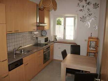 Gepflegte 3-Zimmer-Wohnung mit Einbauküche in Wertingen