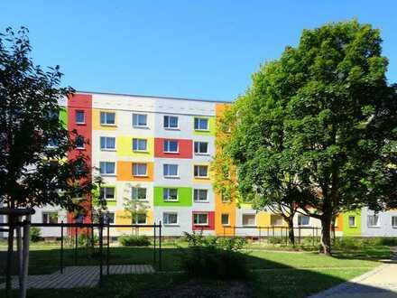3-Raum-Wohnung in zentrumnaher Lage