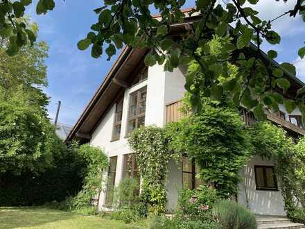 Tolles Einfamilienhaus mit Einliegerwohnung in Schondorf I Toplage I frei und sofort bezugsfähig