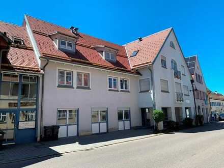 Renovierte Büroräume zentral in Leutkirch im Allgäu