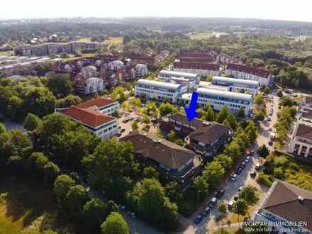 Helle Büros mit Dachterrasse in Schwerin