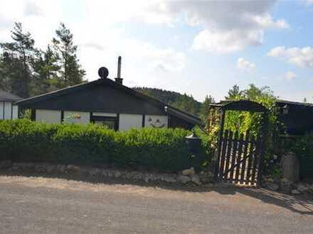 Gemütliches Ferienhaus mit Wintergarten, Terrasse, Garten, Sauna in ruhigem Ferienpark Ahrdorf (5)